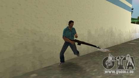 L'Auto-Chargement De Fusil Tokareva pour le quatrième écran GTA Vice City