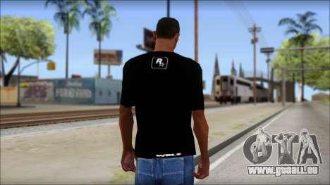 GTA 5 T-Shirt für GTA San Andreas zweiten Screenshot