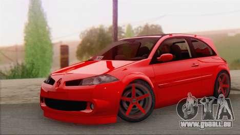 Renault Megane II HatchBack für GTA San Andreas