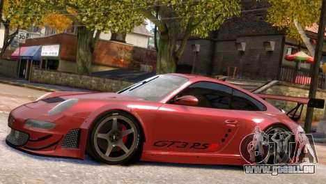 Porsche 911 GT3RSR pour GTA 4