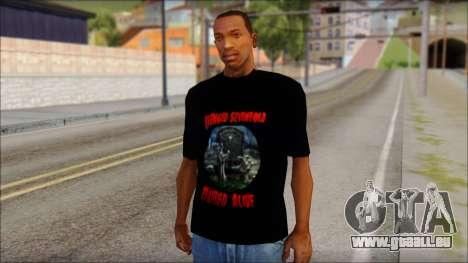 A7X Buried Alive Fan T-Shirt v1 pour GTA San Andreas