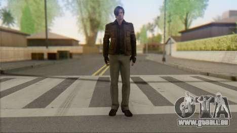 Leon .S.Kennedy v1 pour GTA San Andreas