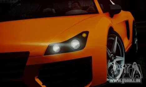 Obey 9F V.1 pour GTA San Andreas vue de droite