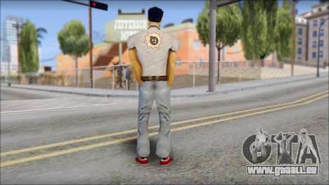 Serious Sam für GTA San Andreas zweiten Screenshot