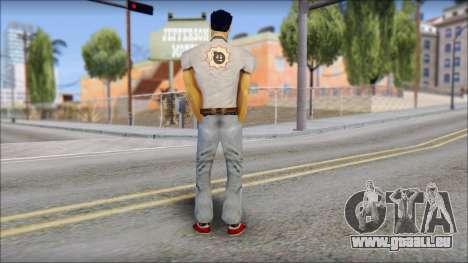 Serious Sam pour GTA San Andreas deuxième écran