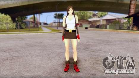 Final Fantasy VII - Tifa für GTA San Andreas