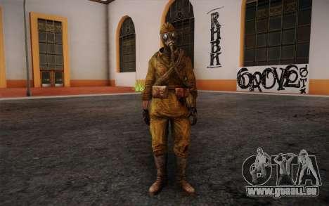 Nikolai from Killing Floor pour GTA San Andreas