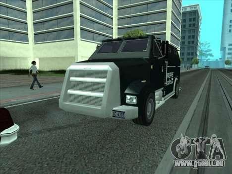 Securicar из GTA 3 für GTA San Andreas