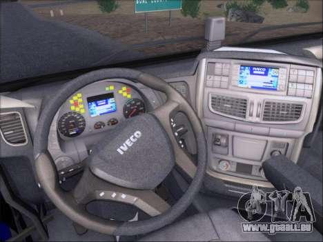Iveco Stralis HiWay 560 e6 4x2 pour GTA San Andreas roue