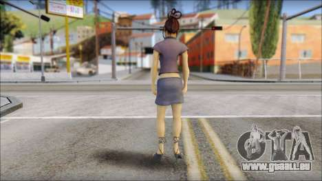 Girl on heels für GTA San Andreas zweiten Screenshot