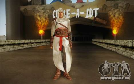 Altair from Assassins Creed pour GTA San Andreas