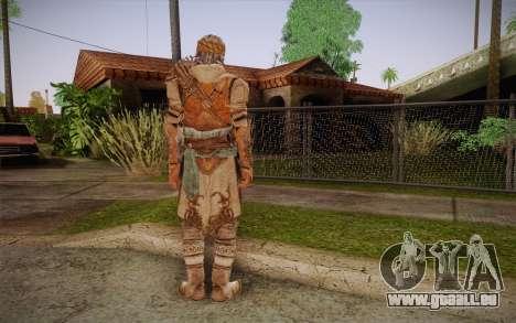 Yusuf Tazim from Assassin Creed: Revelation pour GTA San Andreas deuxième écran