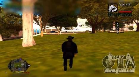 Suicide pour GTA San Andreas deuxième écran