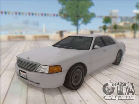 Admiral from GTA 4 pour GTA San Andreas
