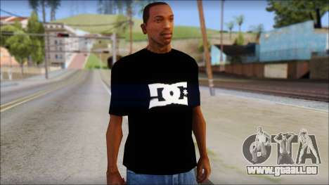 DC Shoes Shirt für GTA San Andreas