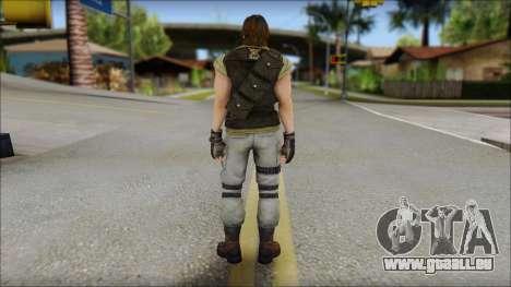 Carlos für GTA San Andreas zweiten Screenshot