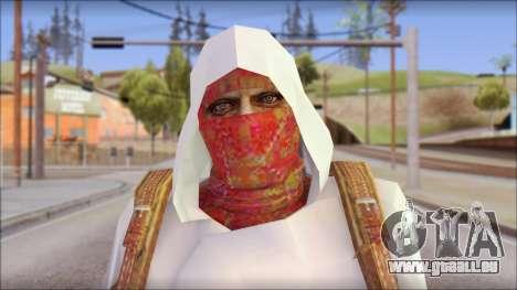 Arabian Skin pour GTA San Andreas troisième écran