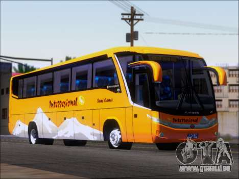 Marcopolo Viaggio 1050 G7 Buses Interregional pour GTA San Andreas