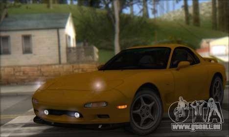 Mazda RX-7 1991 pour GTA San Andreas