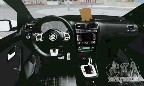 Volkswagen Polo pour GTA San Andreas vue de côté