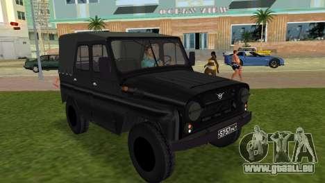 UAZ 496 pour GTA Vice City