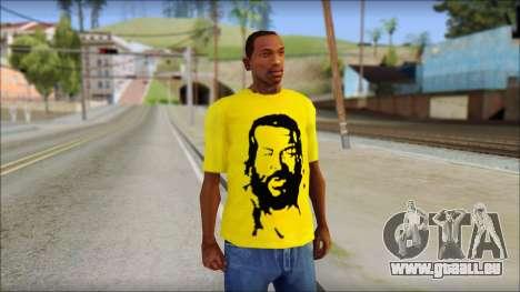 Bud Spencer And DAnusKO T-Shirt für GTA San Andreas