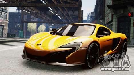 McLaren 650S Spider 2014 für GTA 4