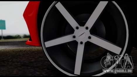 Ferrari F12 Berlinetta für GTA San Andreas rechten Ansicht