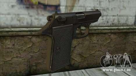 Carpati Md. 95 pour GTA San Andreas deuxième écran