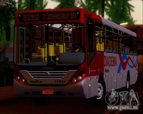 Comil Svelto 2008 Volksbus 17-2 Benfica Diadema für GTA San Andreas