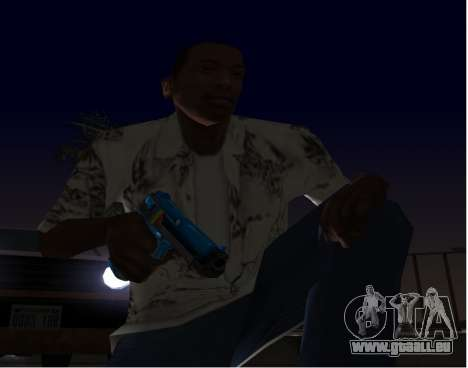 D.Eagle Rainbow Dash für GTA San Andreas zweiten Screenshot