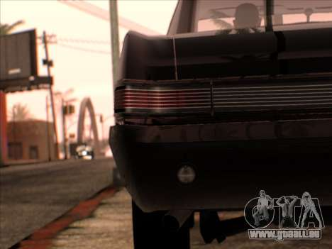 Lime ENB v1.1 für GTA San Andreas achten Screenshot