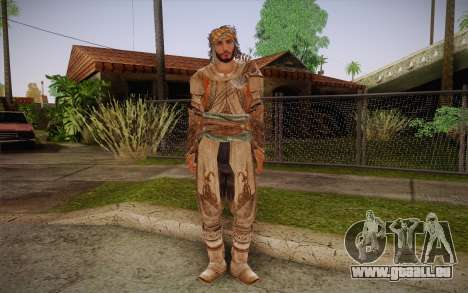Yusuf Tazim from Assassin Creed: Revelation pour GTA San Andreas