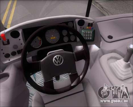 Marcopolo Torino G7 2007 - Volksbus 17-230 EOD für GTA San Andreas Seitenansicht