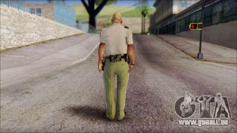 James Wheeler from Silent Hill Homecoming für GTA San Andreas zweiten Screenshot