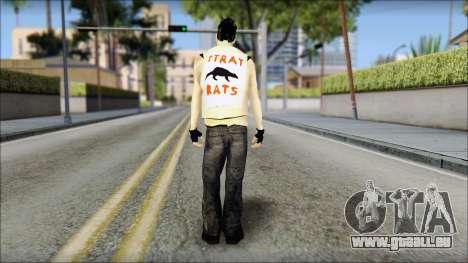 Joel from Good Charlotte pour GTA San Andreas deuxième écran