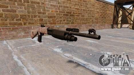 Ружье Benelli M3 Super 90 blososm cerise pour GTA 4