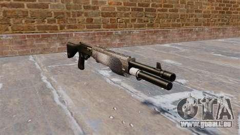 Ружье Franchi SPAS-12 de Chrome pour GTA 4