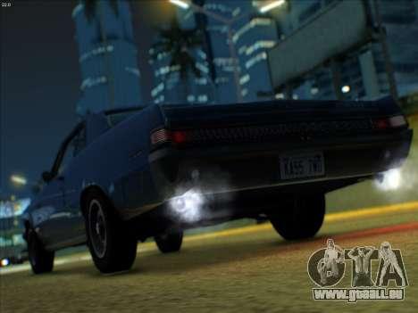 Lime ENB v1.1 für GTA San Andreas sechsten Screenshot