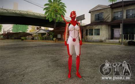 Hibana from Nigthshade of Shinobi für GTA San Andreas zweiten Screenshot