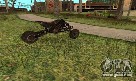 Trike from Ravaged pour GTA San Andreas laissé vue