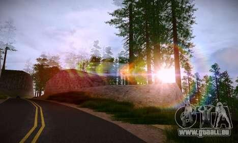 ENBSeries par Makar_SmW86 version Finale pour GTA San Andreas
