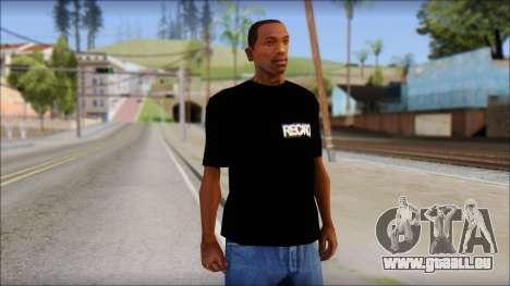 Recaro T-Shirt für GTA San Andreas