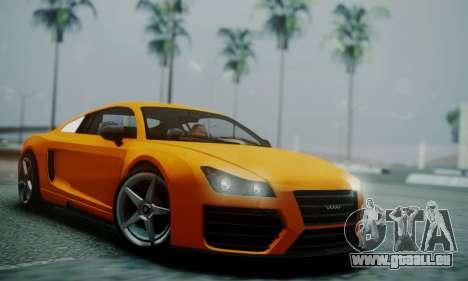 Obey 9F V.1 pour GTA San Andreas laissé vue
