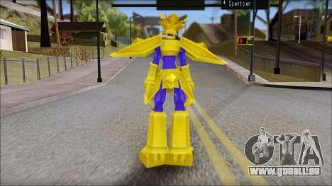 Magnamon für GTA San Andreas zweiten Screenshot