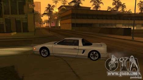 Frein pour GTA San Andreas troisième écran