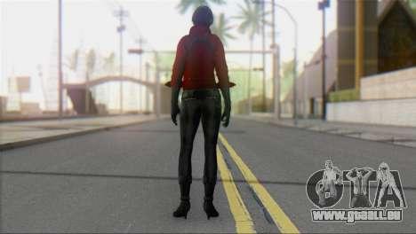 Ada Wong v1 für GTA San Andreas zweiten Screenshot