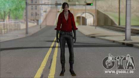 Ada Wong v1 für GTA San Andreas