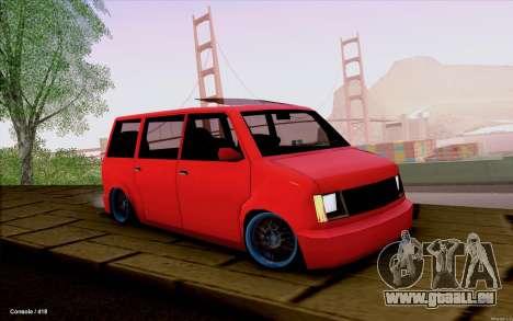Moonbeam Stance für GTA San Andreas