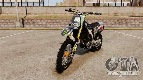 Yamaha YZF-450 v1.3 für GTA 4